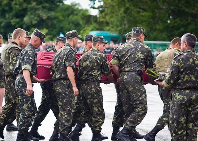 Тернопільщина прощається із загиблим замляком Віктором Семчуком